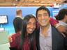 Alka Patel from Elite Mobile UK and Kash Daryanani from Teletape UK