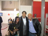 Alka Patel from Elite Mobile UK and Pappan frrom Good Gift Trading Dubai