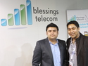 Blessings Telecom FZE - Prabhat and Manish