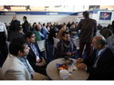 gsmExchange tradeZone - Lunchtime in the Networking Suite (1)