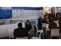 gsmExchange tradeZone - Lunchtime in the Networking Suite (2)