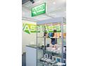 ASB (UK) LTD Booth