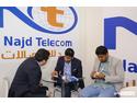 Najd Telecom - Mohammed Al Harthi.,