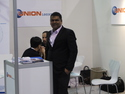 Union Logistics FZE - Vimal Kumar and Diaa Nasser