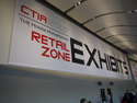 gsmExchange tradeZone @ CTIA - Entrance to Hall A