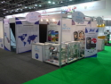 Conplex International Ltd Booth - gsmExchange tradeZone @ GITEX 2013.jpg