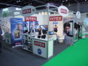 INTEX technologies FZCO Booth - gsmExchange tradeZone @ GITEX 2013.jpg