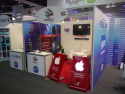 Regency Plus General Trading LLC Booth - gsmExchange tradeZone @ GITEX 2013.jpg