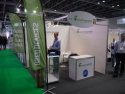 eRecyclingcorps Booth - gsmExchange tradeZone @ GITEX 2013.jpg