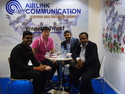 AIRLINK COMMUNICATION Booth*'