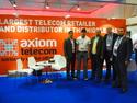 Axiom Telecom Booth^*^