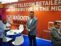 Axiom Telecom LLC - Saleh Ali Hasan  :