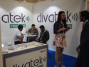 Divatek Trading Inc. Booth *)