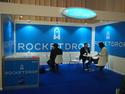 RocketDrop Booth