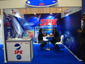 S P K International LLC Booth
