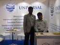UNIVERSAL LOGISTICS FZE  Booth ^