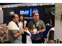 BLU Distribution Booth