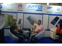 Jupiter GSM Booth