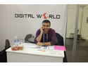 Nick Tursun- DIGITAL WORLD SHOP